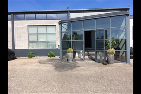 10 - 1230 m2 kontorhotel i Haderslev til leje