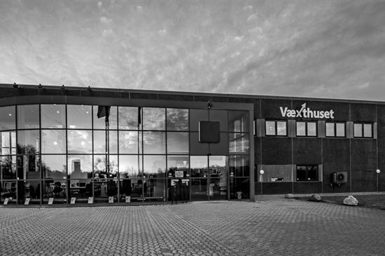 20 - 1000 m2 kontor, kontorhotel, klinik i Holbæk til leje