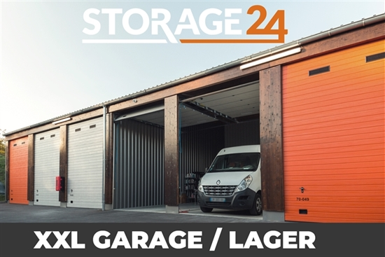 28 - 112 m2 lager, produktion i Roskilde til leje
