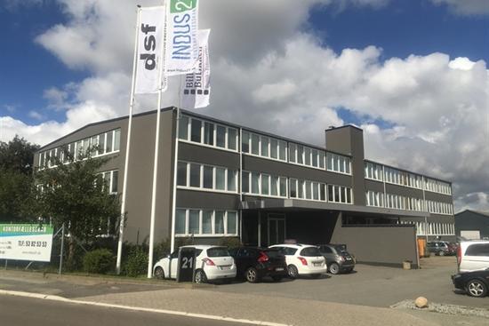 10 - 100 m2 kontorfællesskab, kontor, lager i Roskilde til leje