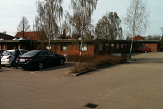 12 m2 kontor, klinik, kontorfællesskab i Holbæk til leje