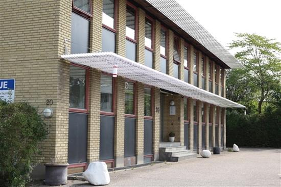17 - 756 m2 kontor, kontorhotel, lager i Vedbæk til leje