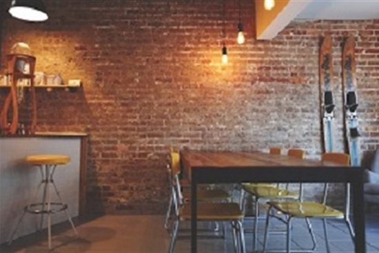 129 m2 restauration eget brug i København K til leje